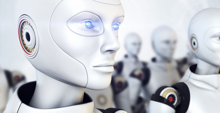 เฟดเอกซ์ทดลองใช้หุ่นยนต์ส่งสินค้าให้บริษัทพันธมิตร