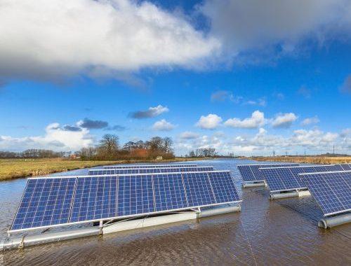 โซลาร์ฟาร์มลอยน้ำ แหล่งพลังงานสะอาดแห่งอนาคตของจีน