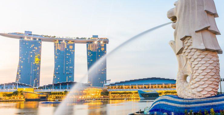 Economic Review ครึ่งปีแรกปี 2020 : สิงคโปร์