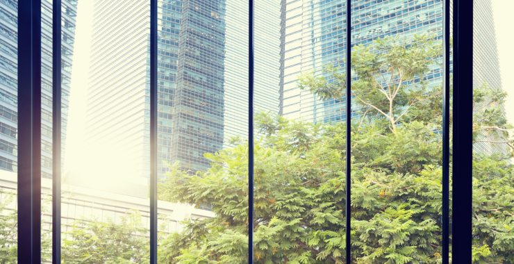 Green Building: Office แนวใหม่ใส่ใจสิ่งแวดล้อม