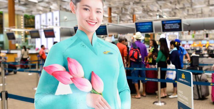 โอกาสและความท้าทายของธุรกิจการบินในเวียดนาม