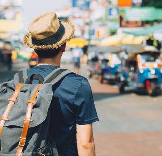 คนจีนนิยมเที่ยวในประเทศตามแนวเส้นทางสายไหมใหม่เพิ่มขึ้น ไทยครองอันดับ 1