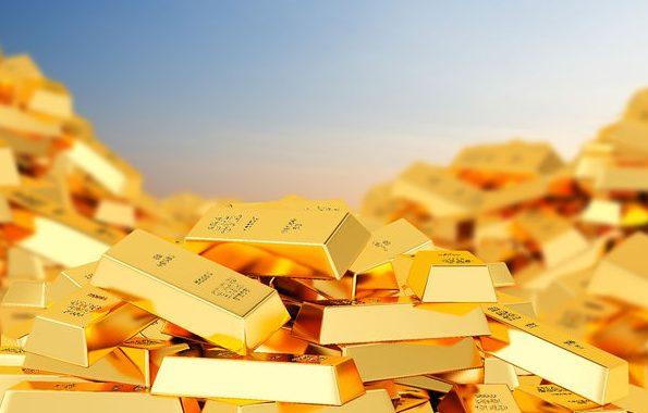 ดอลลาร์เสีย ทองคำได้