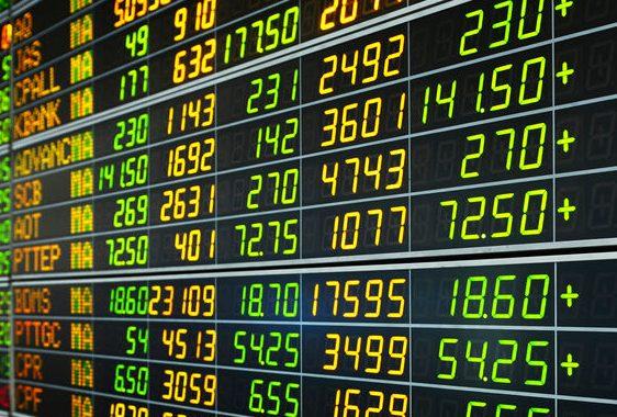 ดัชนีหุ้นไทยวันที่ 11 ส.ค. 2563 ปิดตลาดที่ 1,336.84 จุด เพิ่มขึ้น 14.83 จุด