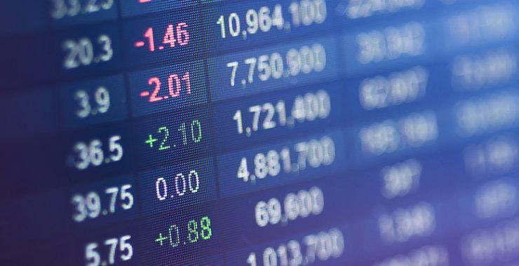 ดัชนีหุ้นไทยวันที่ 17 ก.ย. 2563 ปิดตลาดที่ 1,284.40 จุด ลดลง 9.08 จุด