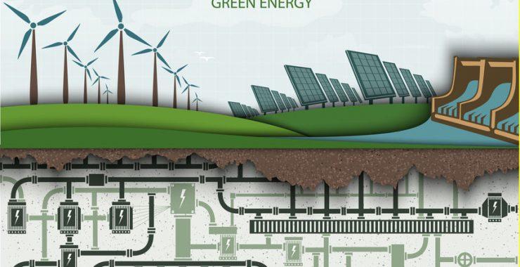 โอกาสในการเติบโตของการผลิตไฟฟ้าจากพลังงานลมนอกชายฝั่ง
