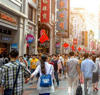 คนจีนใช้เวลามากขึ้นกับกิจกรรมยามว่าง โดยใช้เพื่อชอปปิงมากที่สุด